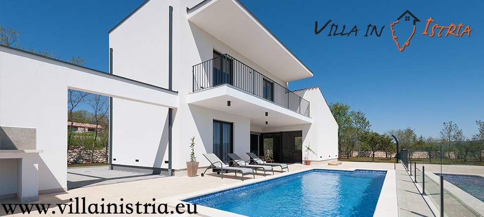 Villainistria.eu, our own booking portal